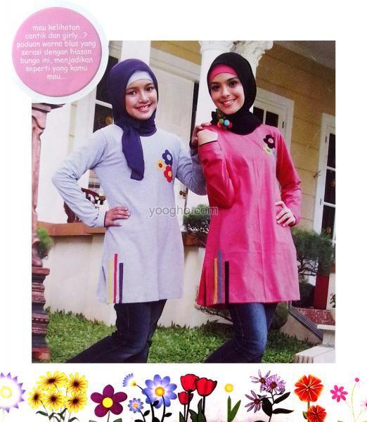 Busana Muslimah Remaja Fashion Pinterest