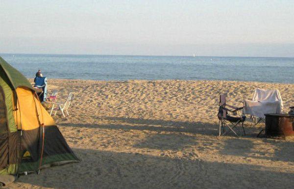 doheny state beach camping dana point
