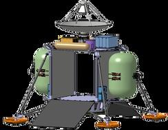 built lunar landers -#main