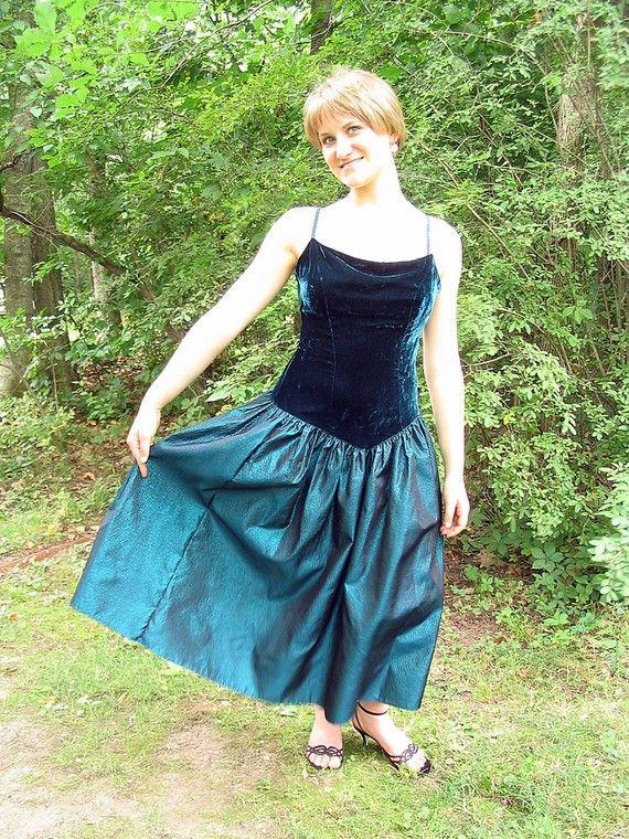 explore upcycled prom dress