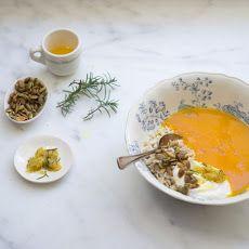 Pumpkin and Rice Soup | All pumpkin... | Pinterest