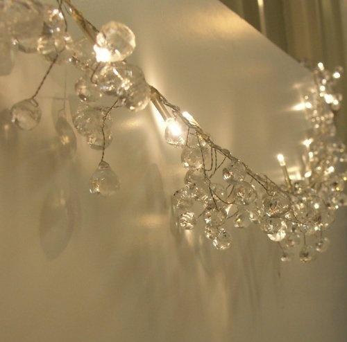 crystal string lights VBS Ideas Pinterest