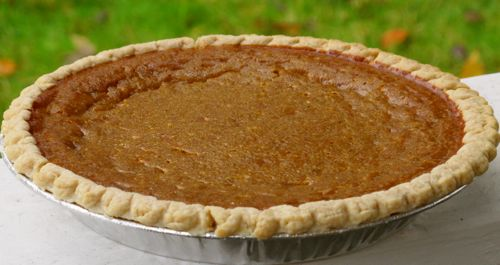 Simple Easy Pumpkin Pie | Yum!! | Pinterest