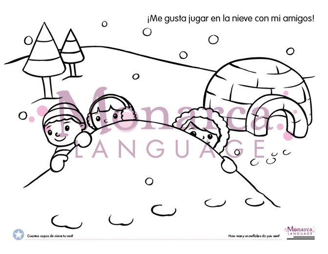free spanish printable coloring pages - photo#41