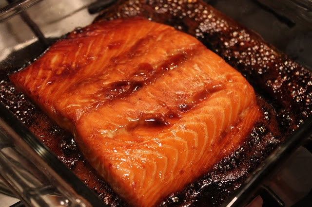 Soy Glazed Salmon Filets | Recipes | Pinterest