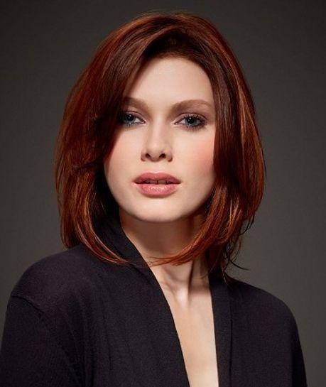 Le carré : la tendance coiffure de l'automne-hiver 2013-2014