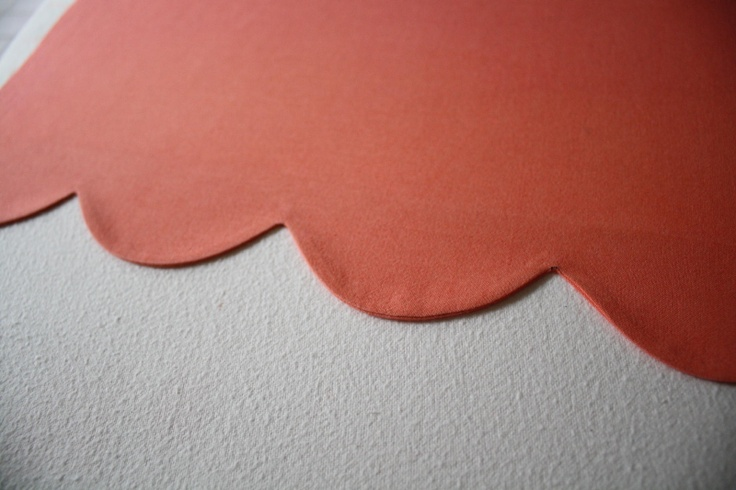 how to sew a perfect scalloped edge