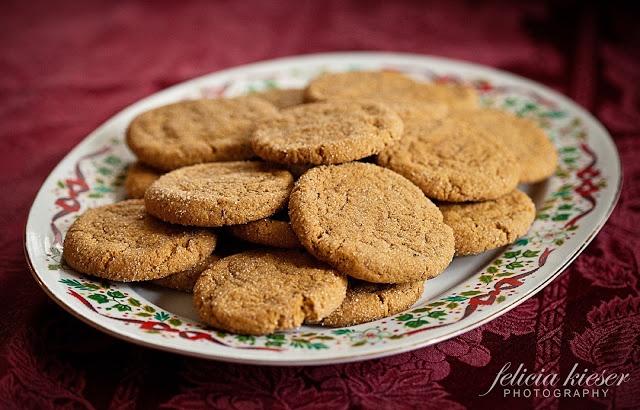 Soft Ginger Cookies (vegan) | i'm gonna eat you | Pinterest