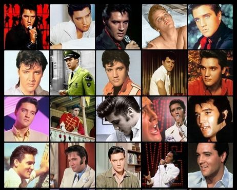 Elvis Collage | Elvis ...