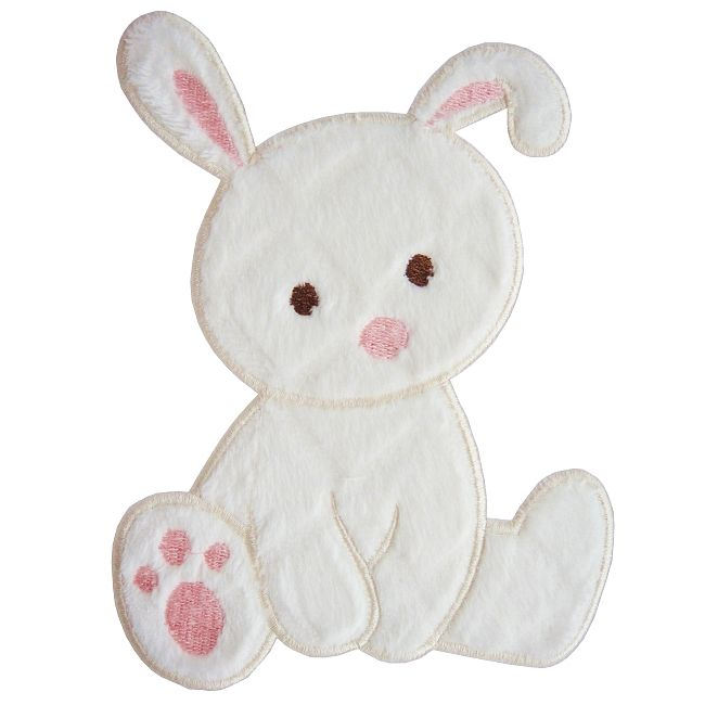 Baby bunny embroidery pinterest
