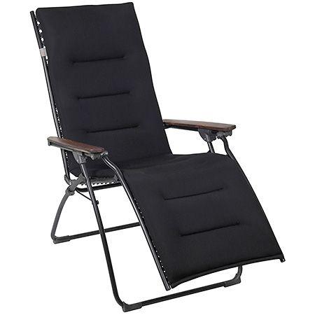Zero Gravity Recliner - Black, Evolution zero-gravity recliner
