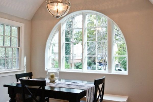 Arch window 2 my monolithic dome home pinterest for Arch window replacement