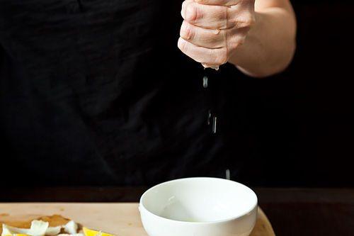 April Bloomfield's Lemon Caper Dressing | Recipe
