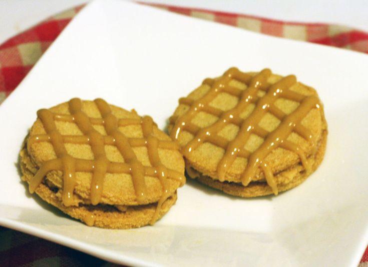 Homemade Nutter Butters Recipe | dessert | Pinterest