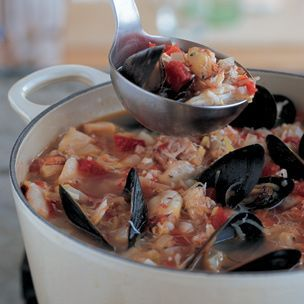 ... make a version of this but this looks divine italian seafood # stew