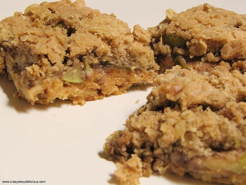Peanut Butter Apple Pie Bars | Make It/Bake It | Pinterest