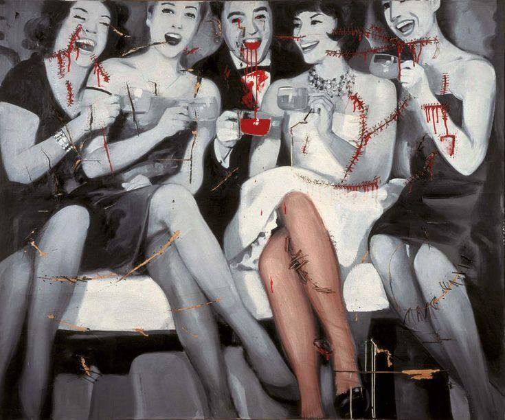 Gerhard Richter - Party