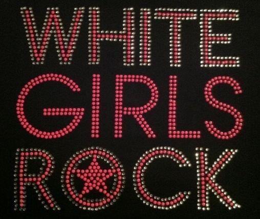 white rock girls