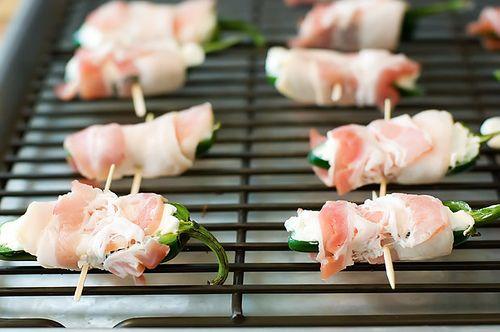 Bacon-Wrapped Jalapeno Thingies Recipes — Dishmaps