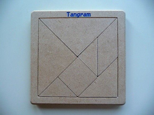 タングラムパズル(送料込商品 ...