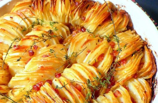 Crispy Potato Roast | Recipes | Pinterest