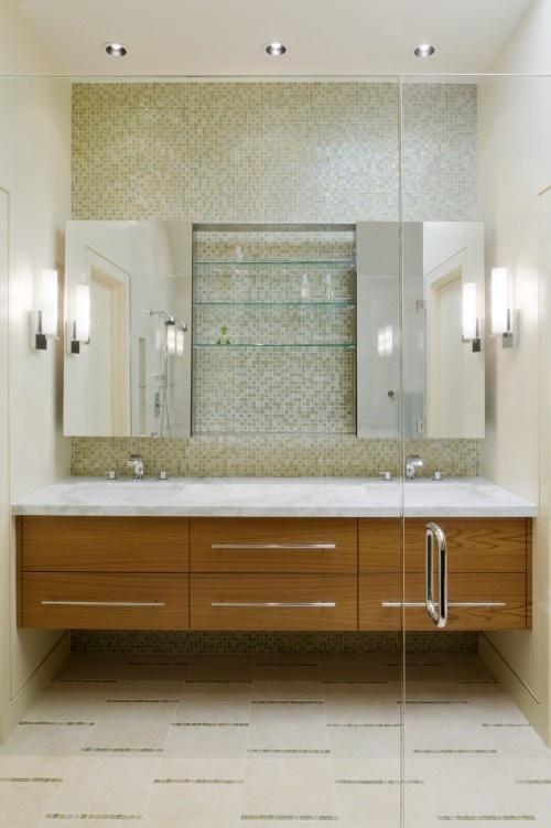 Style Of Mirrored Medicine Cabinet : mirrored medicine cabinets  bathrooms  Pinterest