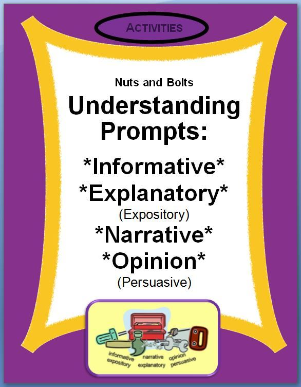 expository writing prompts for elementary students