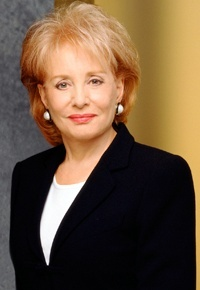 Barbara Walters, consummate journalist, TV personality and one classy lady.