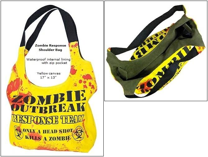 Zombie Response Shoulder Bag 33