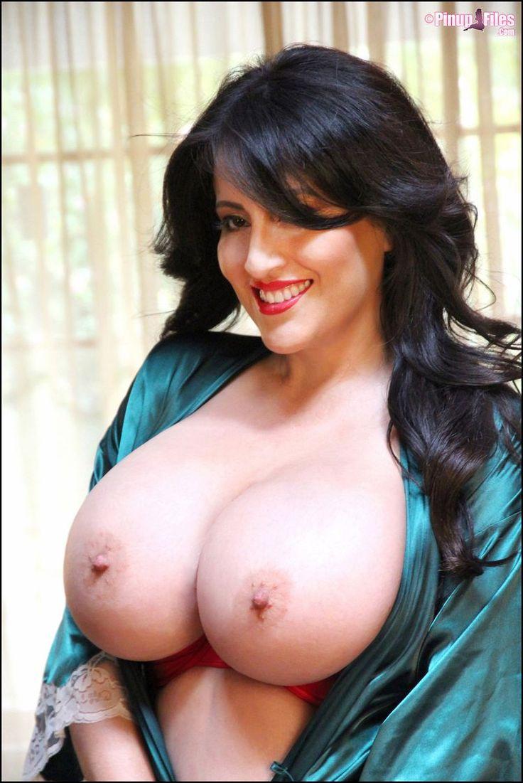 Alia janine hot busty milf 9