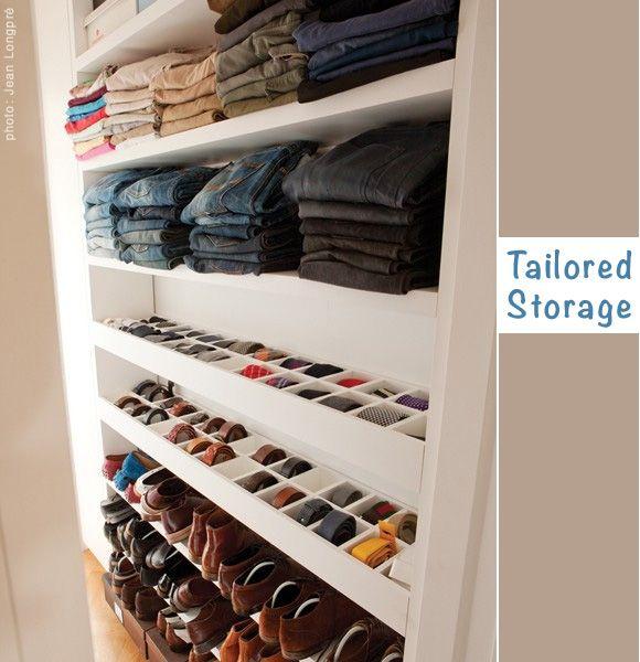 [Custom closet]