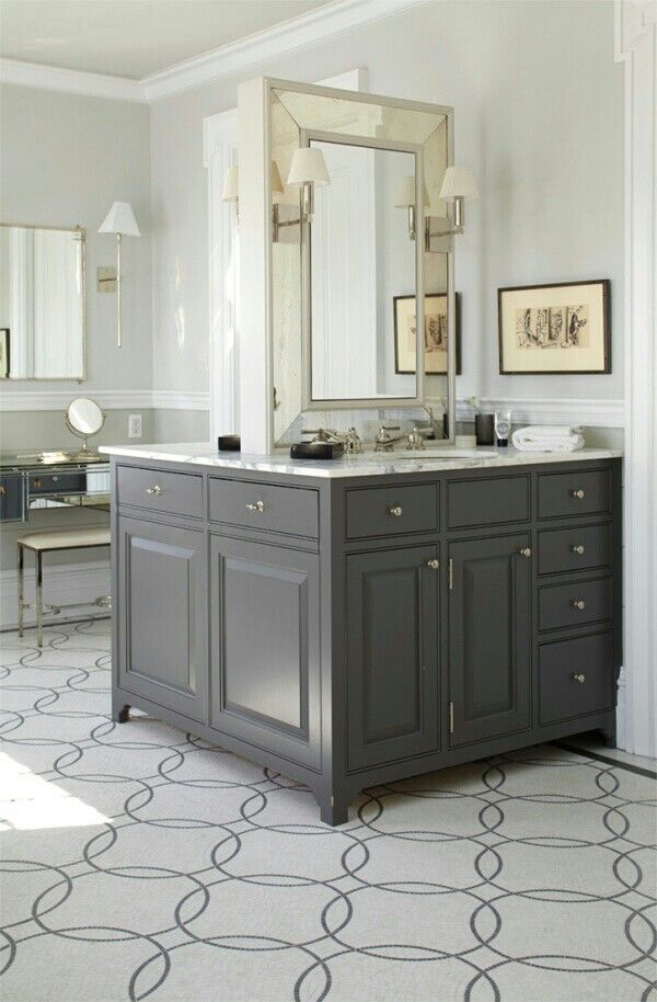 Double Sided Farmhouse Sink : Double Sided Vanity Home Pinterest