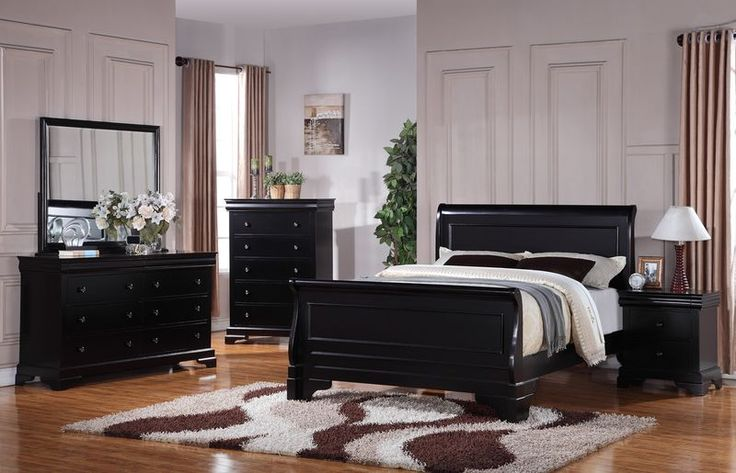 Bella Rosa Bedroom Set Contemporary And Sleek Available