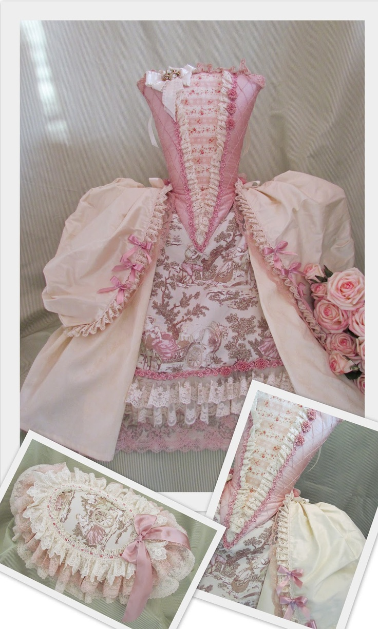 Marie Antoinette Dress  Angela-Lace