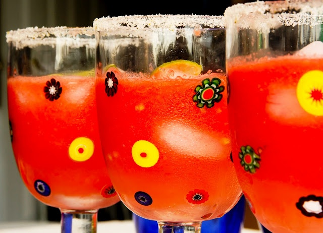Watermelon Limeade | recipes | Pinterest