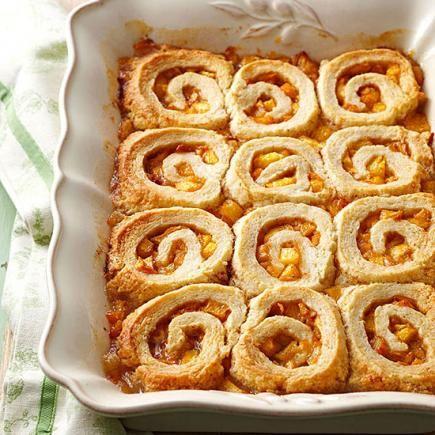 Slow Cooker Peach & Blackberry Cobbler Recipes — Dishmaps