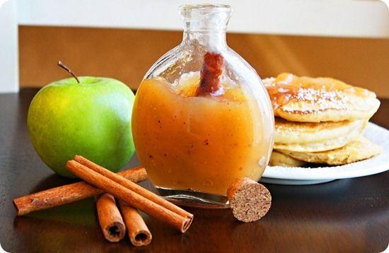 Apple Cider Syrup