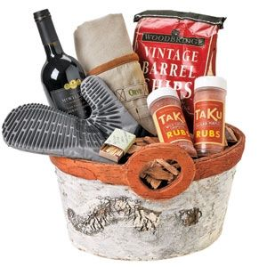 father's day gift basket items