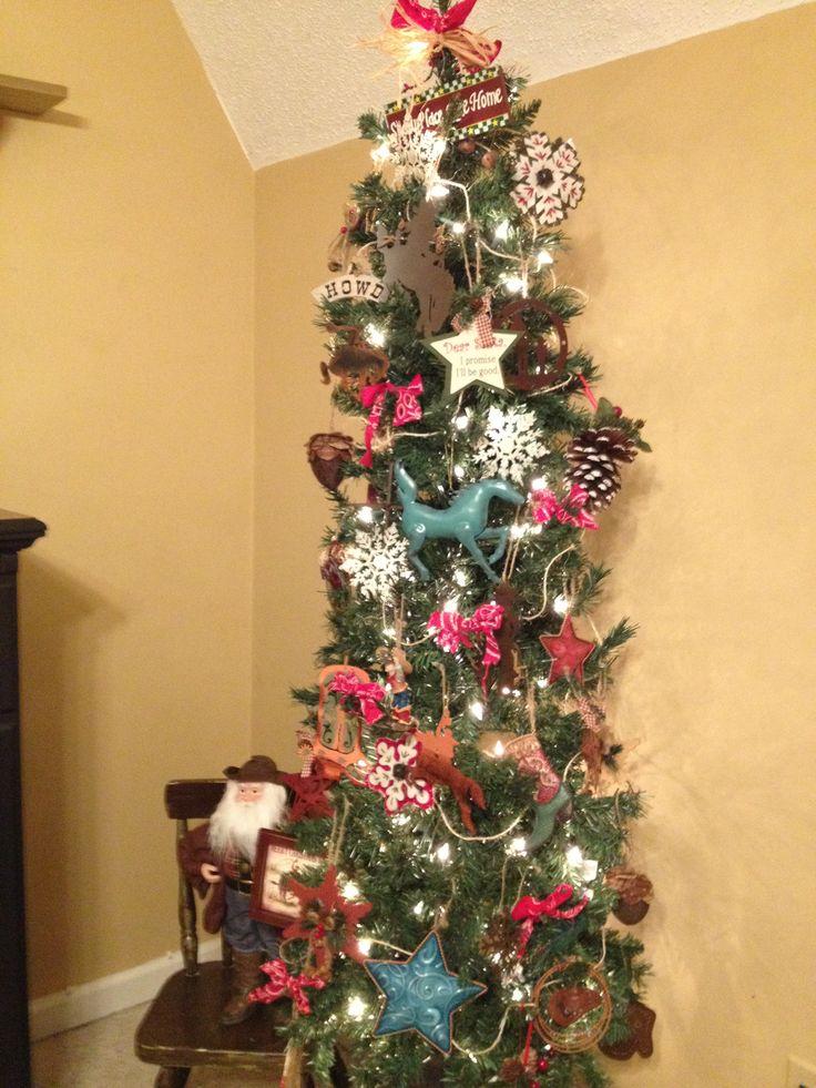 Western Christmas tree Christmas Trees Pinterest Uef4AEao