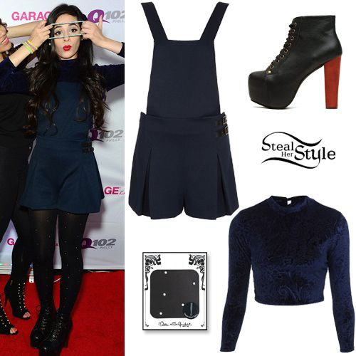 Camila Cabello   Steal Her Style   Fashion   Pinterest
