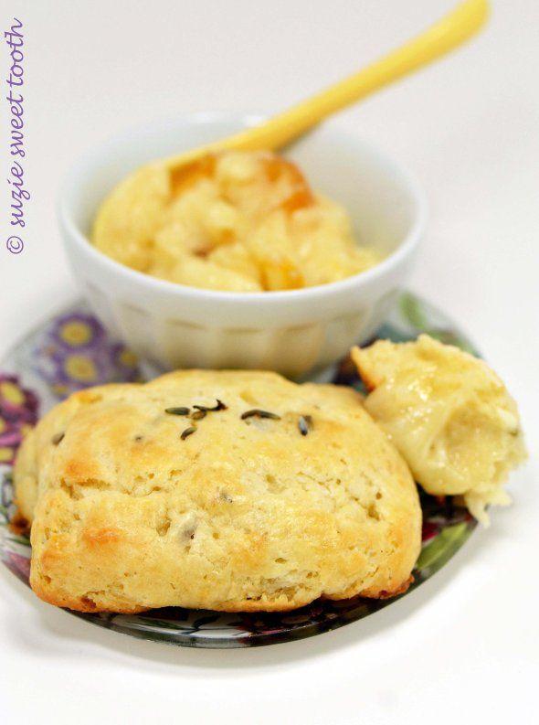 sweet lavender scones | breakfast stuff | Pinterest