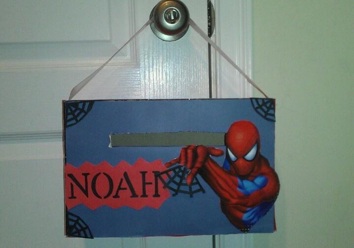 valentine box card holder