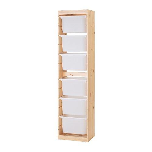 Ankleidezimmer Ikea Stolmen ~ IKEA Trofast Laundry sorting??