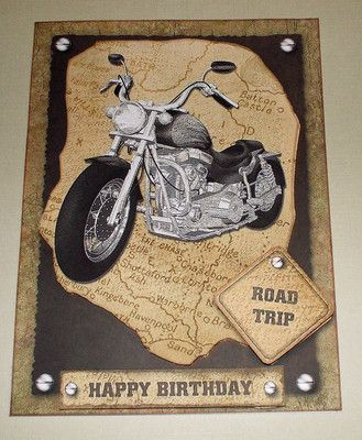 harley davidson father's day cards uk