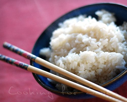 thai coconut rice | Thai Food | Pinterest