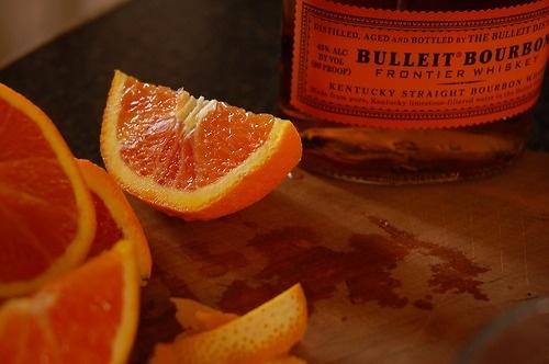 Bourbon Old Fashioned Milk Shake Recipes — Dishmaps