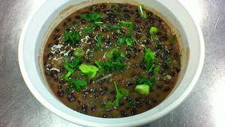 Black Beans (Frijoles Negros)   Recipes   Pinterest