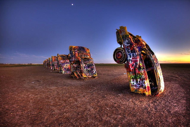 cadillac ranch in amarillo texas where to go in november pinter. Cars Review. Best American Auto & Cars Review