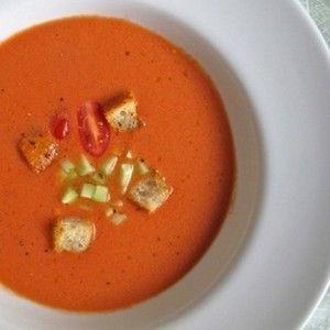 ... gazpacho quick classic gazpacho recipe yummly quick classic gazpacho