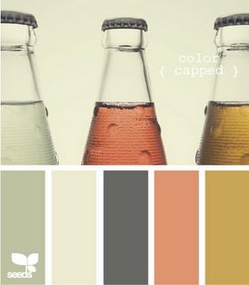 colour palette love